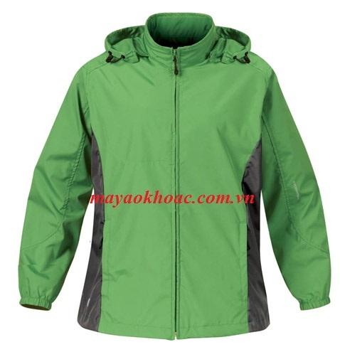 Đặt may in áo khoác gió đồng phục